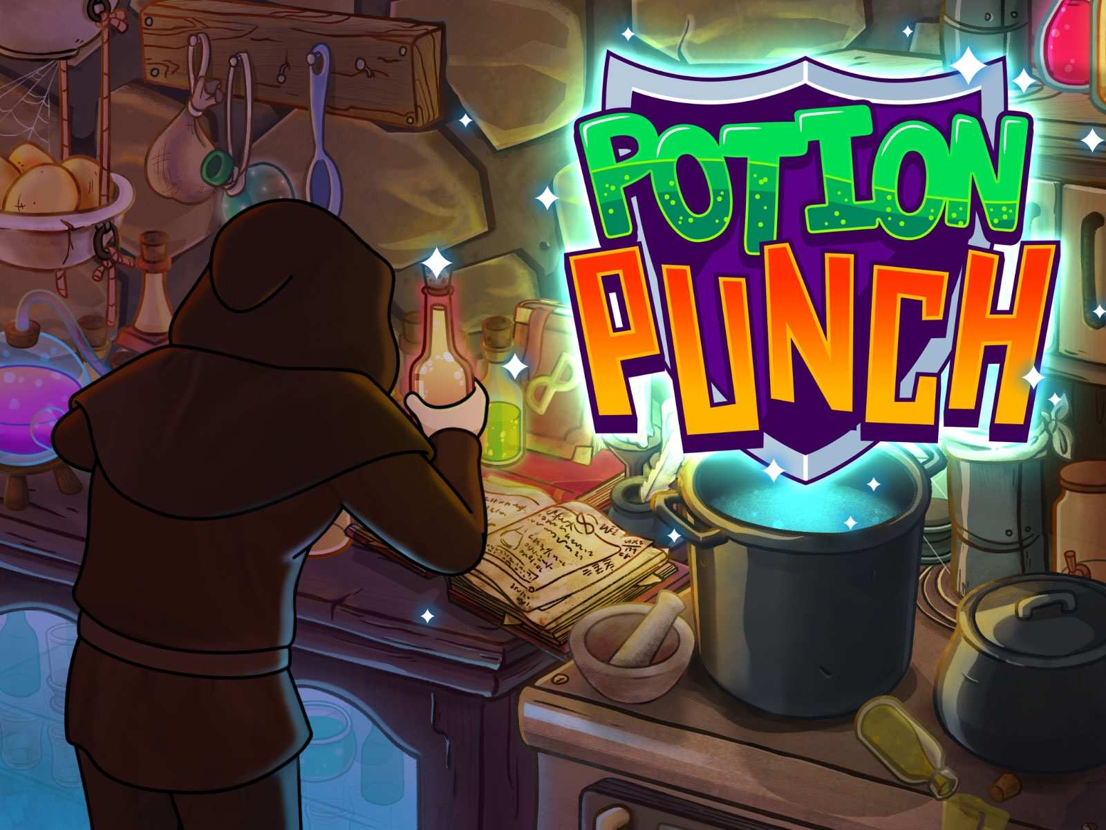 Fantasy meets bartending in Potion Punch for iOS Image