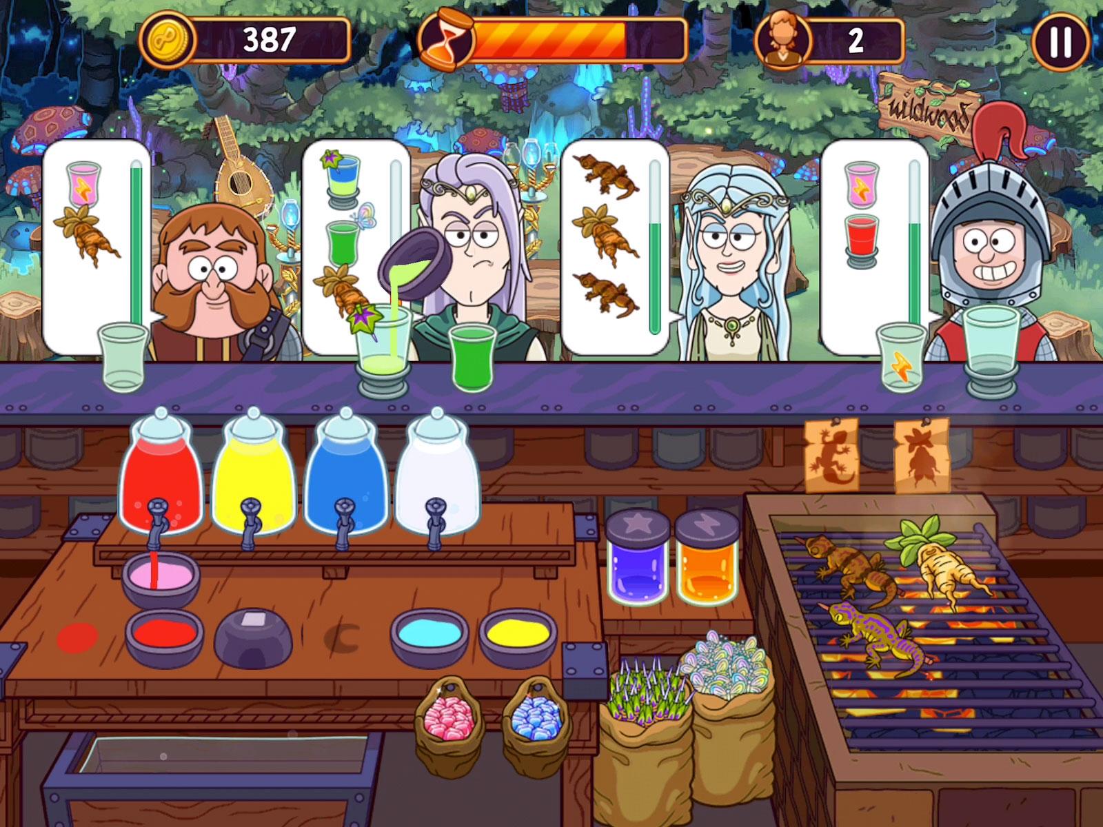 Potion Punch Screenshot 4