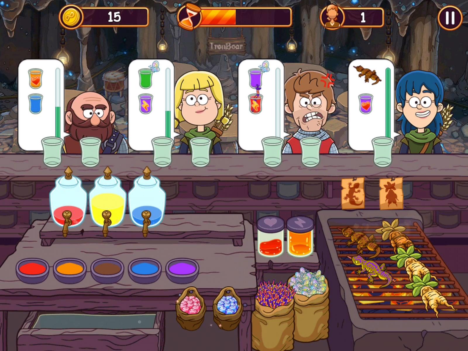 Potion Punch Screenshot 5